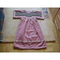 Blackfoot style childs dress