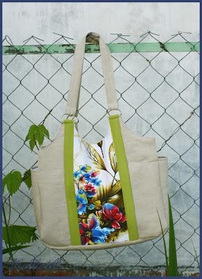 my first bag!..