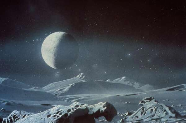 Pluto | Pluto used to be the ninth planet of our Solar System, but its not ...