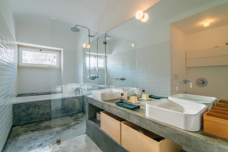 HomeLovers: bathroom ideas