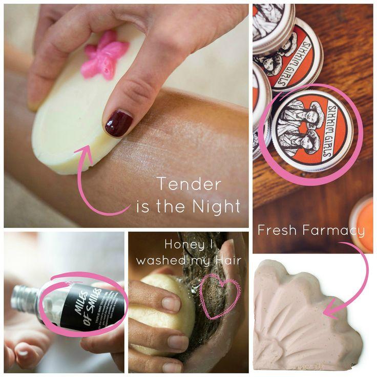 Reisen nur mit Handgepäck, aber ohne Flüssigkeiten. Kein Problem! Das sind meine Top 5 Lush Cosmetics Beauty Produkte fürs Handgepäck.