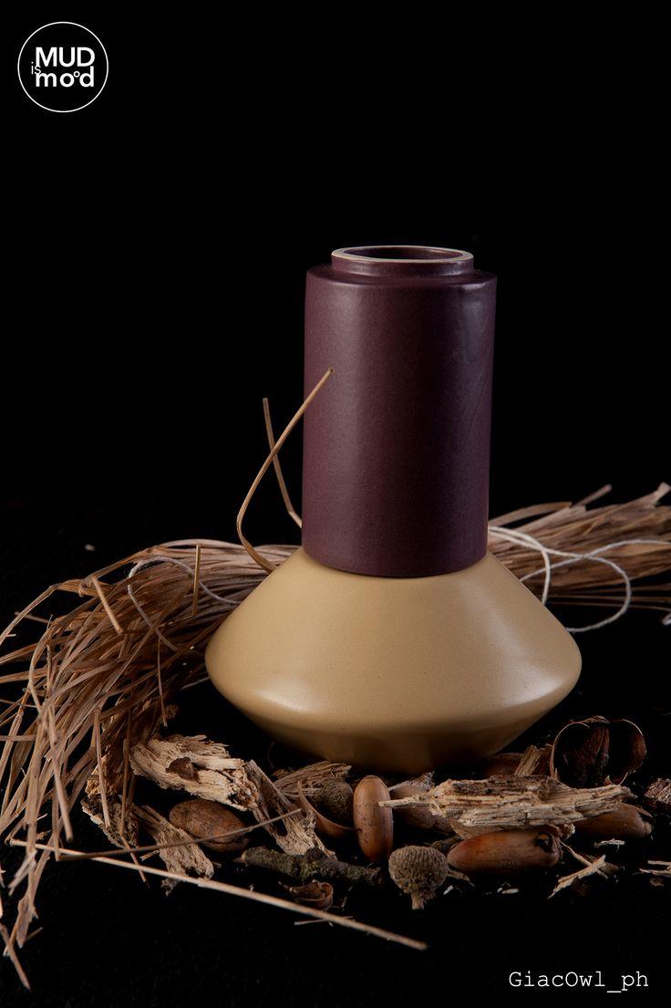design_candle_holder_100%_madeinitaly_ceramics_Intersezioni_collection_vinacca_color
