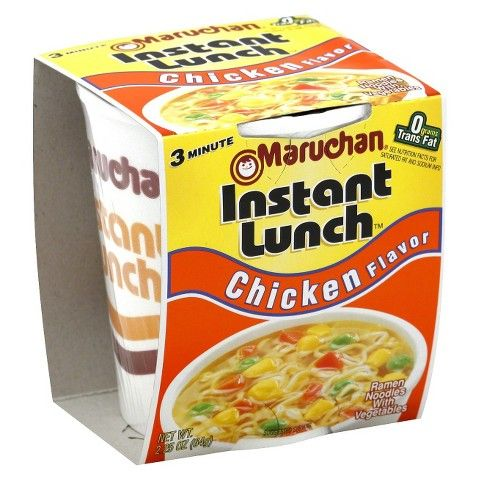 Maruchan Ramen Chicken Noodle Soup Mix 2.25 oz