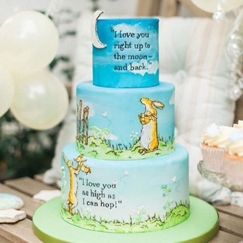 27 best Guess How Much I Love You Party images on ...