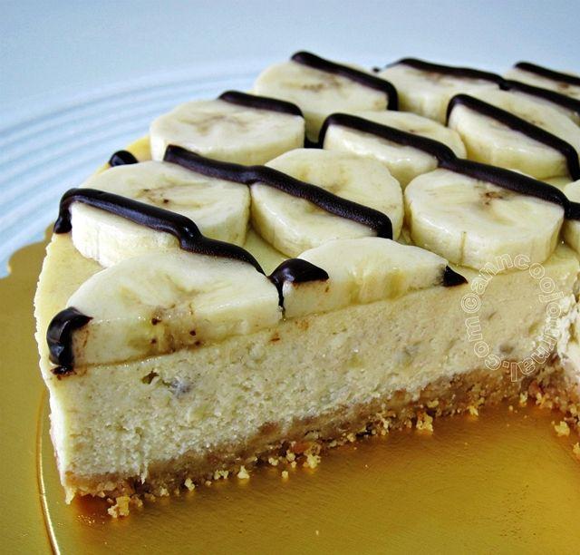 Banános túrótora sütés nélkül – fél óra alatt kész a fincsi süti!