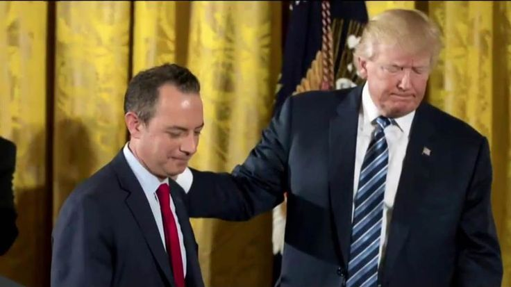 Former George W. Bush White House Chief of Staff Andy Card joins Ari Melber to react to the ouster of Reince Priebus.