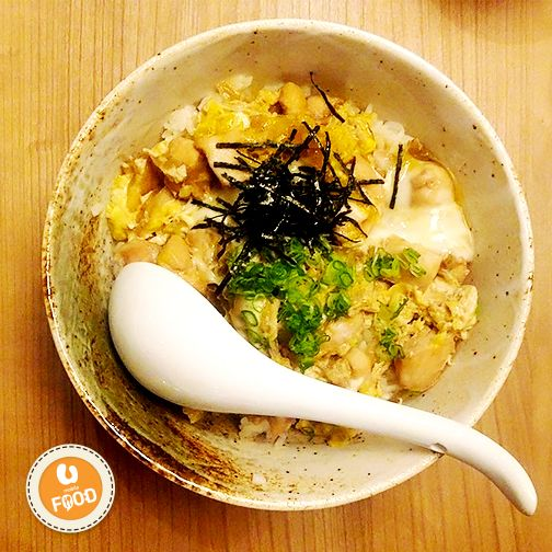 Kame Sushi at Atria shopping mall, Selangor has the widest oyakadon selection made from fresh ingredients and served over a big bowl of fragrant rice! #UFood #UFoodMalaysia #UFoodSelangor #KameSushi #UFoodJapanese #Oyakadon