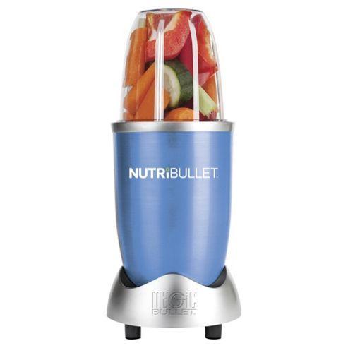 NutriBullet 600 12 Piece Juicer Blender - Royal Blue.  Exclusive to Tesco