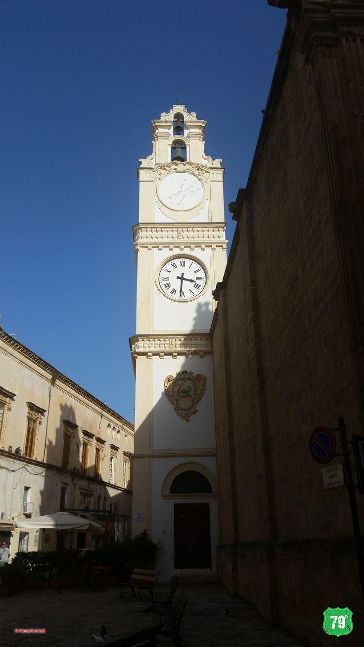Campanile del Duomo #Gallipoli #Salento #Italia #Puglia #Italy #Travel #Viaggiare #79thAvenue