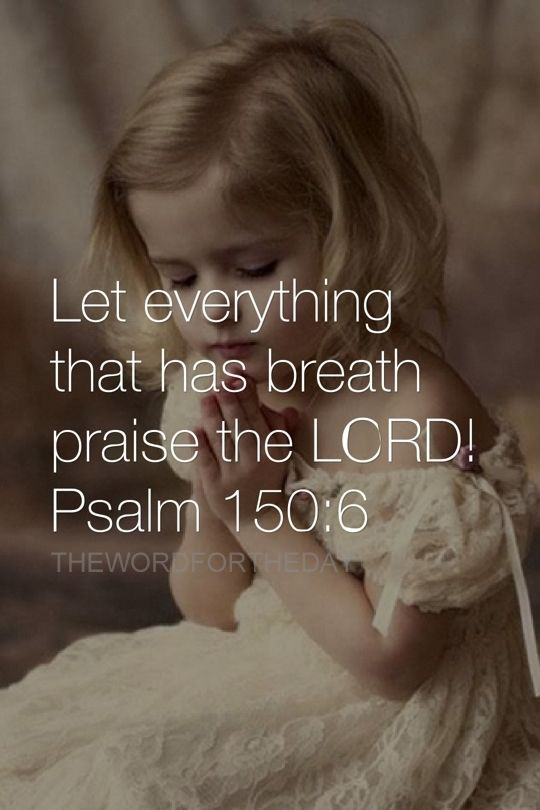 bible quote psalm 150