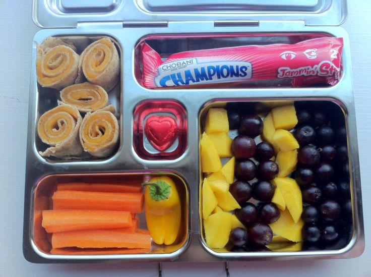PlanetBox Fruity Bento with Cheese Pinwheels - RachelsRandom.com #bento #vegetarian #planetbox @Planet Box