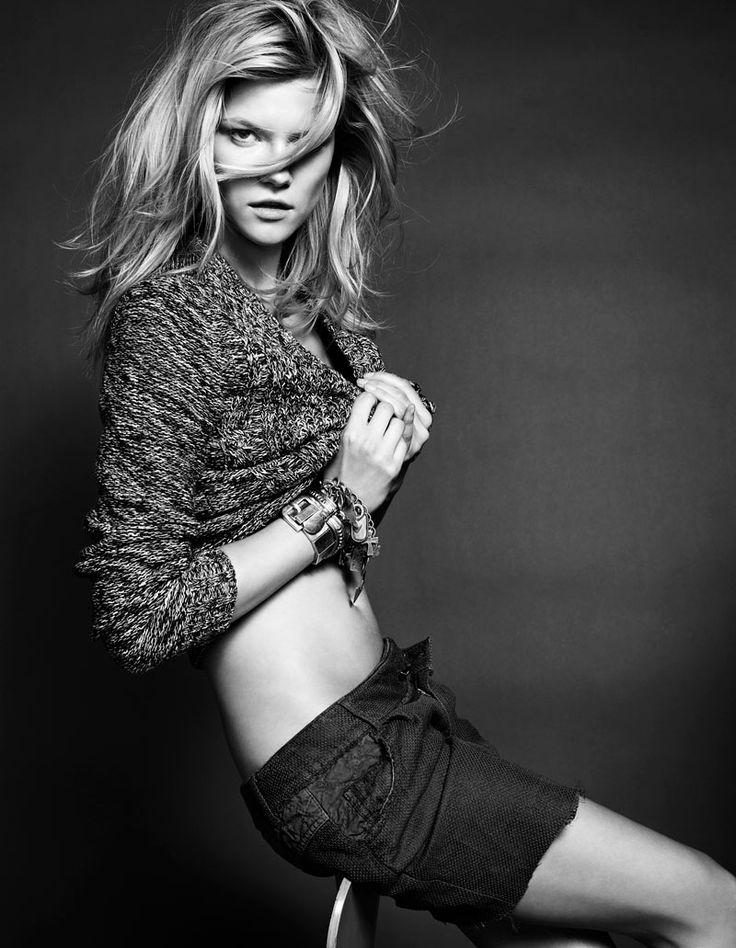 Kasia Struss & Bambi Northwood Blyth for SET Spring 2012 Lookbook