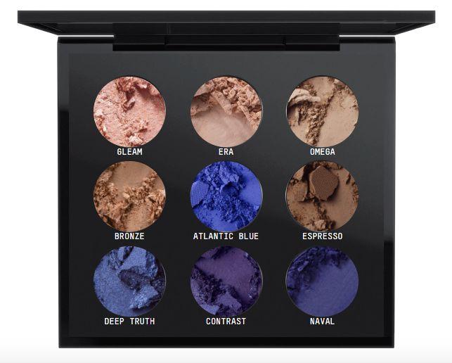 MAC Ravenclaw Palette