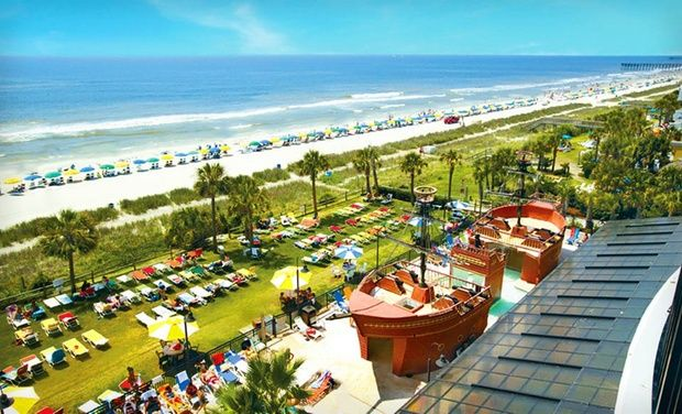 The Breakers Resort - Myrtle Beach, SC: Stay at The Breakers Resort in Myrtle Beach, SC, with Dates into March