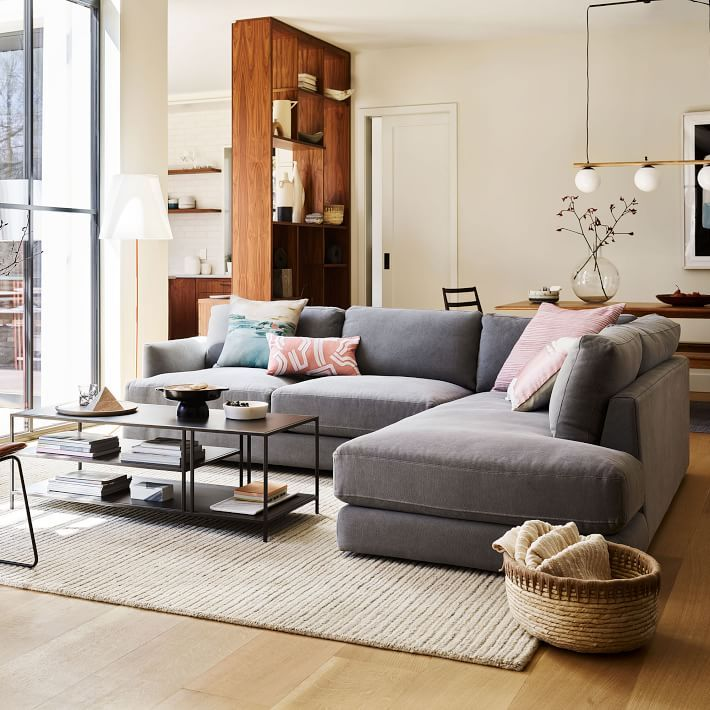 True To Its Name The Haven Sectional Is One You Ll Want To Spend
