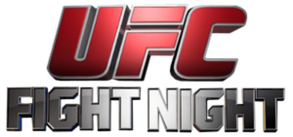 Ufc Fight Night Logo By Kungfufrogmma On Deviantart Ufc Fight Night Fight Night Ufc