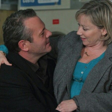 I only watch Eastenders to see these two make it, against all the odds...