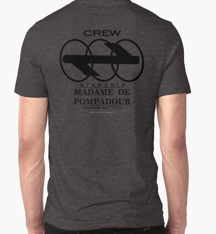 SS Madame De Pompadour - Crew Wear von SOIL