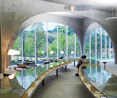 Blog de Phaco: L'univers architectural de Toyo Ito : fluidité et modernisme