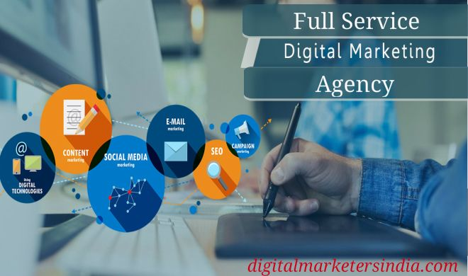 Full Service Digital Marketing Agency: Everything You Need