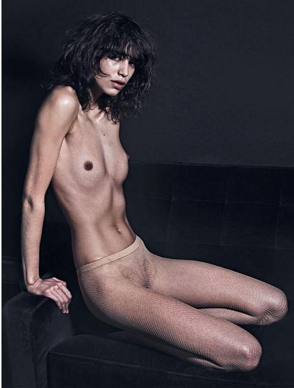 alaska Mica naked