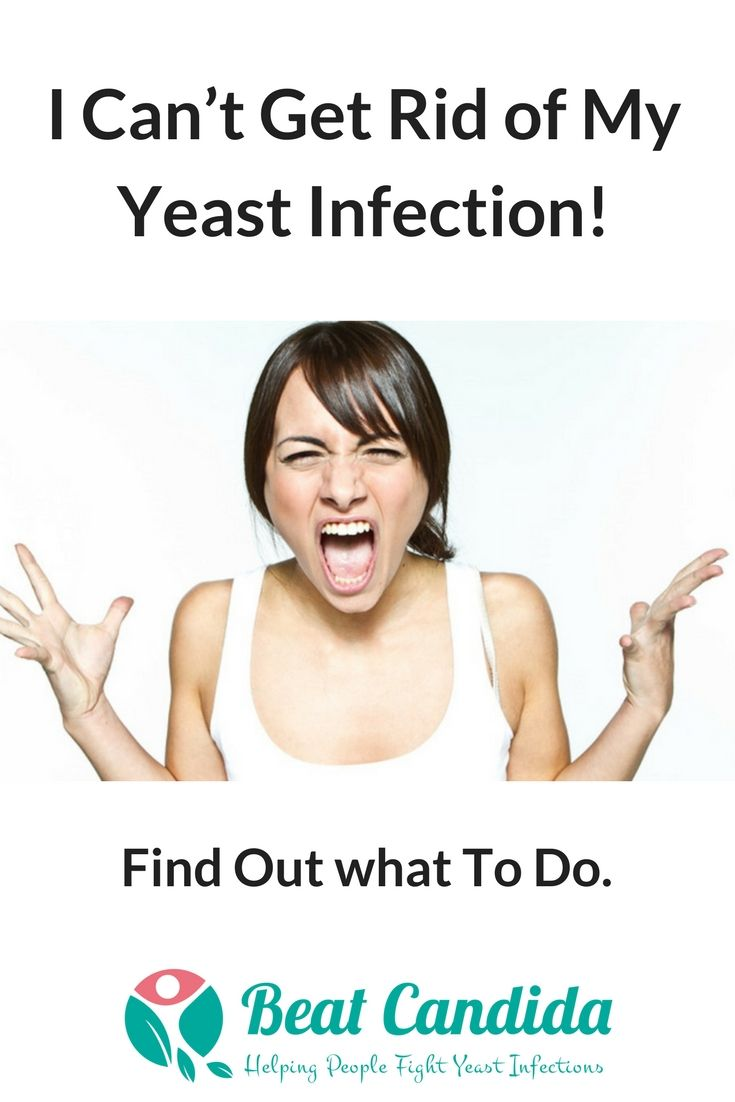 Suffering from a chronic yeast infection? Find out what you can do to get rid of your yeast infection for good.