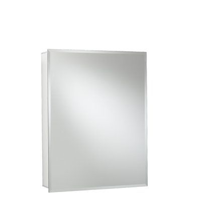 Jacuzzi® 24″ x 30″ Recessed or Surface Mount Frameless Medicine Cabinet with 2 …  – Products