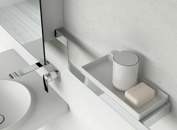 Vase collection by Inbani. #bathroom #design #minimalism
