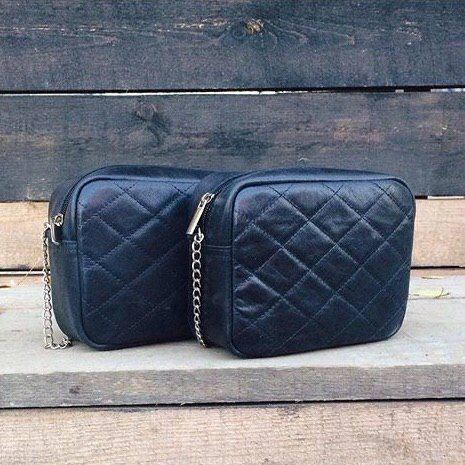 изготовление на заказ сумки Leofisher_MiniMustHaveBag со стёганой стенкой