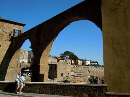 Italy, Pitigliano