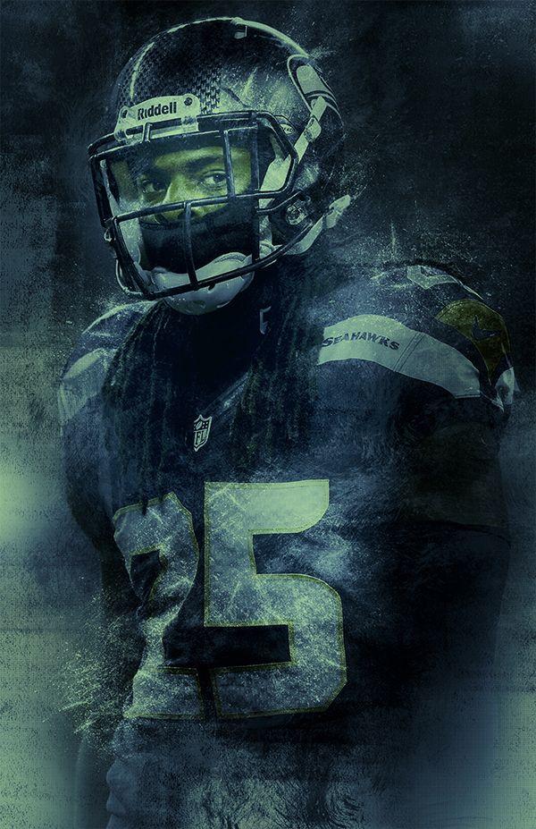 30 mejores imágenes de NFL Art en Pinterest | Arte deportivo ...