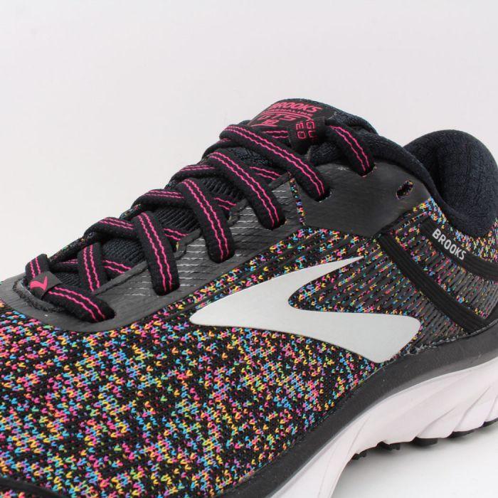 d81a4998358 Brooks Adrenaline GTS 18 Confetti Running Shoes Women Pink