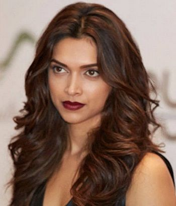 Love her lipstick <3 Best hair Color Shades for Indian Skin Tones dark brown