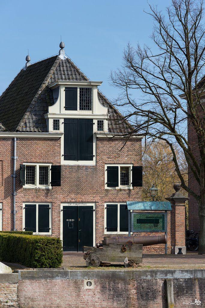 Hellevoetsluis - De Ruijterhuis