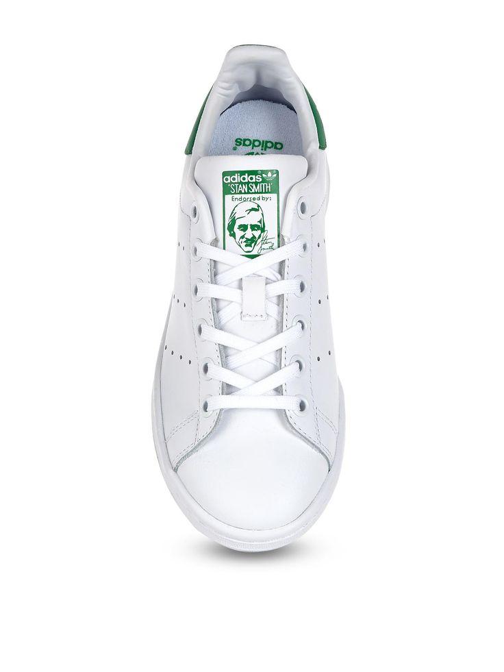 adidas stan smith junior all white