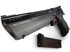 デザートイーグル,オート拳銃,FN Five-seveN,世界最強,威力,防弾チョッキ,LARグリズリー
