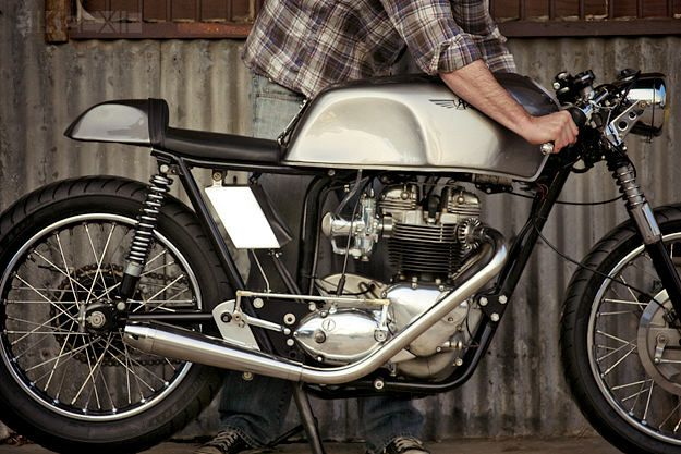 Vintage Motorcycles, Cafes Racers, Cafes Style, Favorite Motorcycles, Triumph Tr6, Motors Bikes, Cafes K-Cup, Hot Wheels, Tr6 Motorbikes