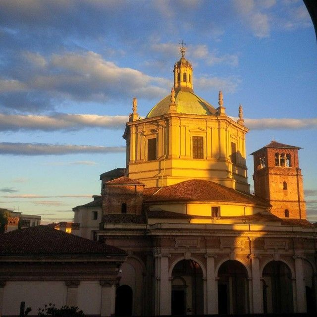 M<3 Basilica di S. Lorenzo   Milano