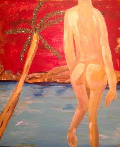 50x60 acrylic on canvas