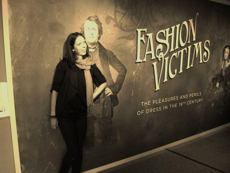 Fashion Kills in the new #exhibit at @batashoemuseum! Running until June 30, 2016!: http://www.thepurplescarf.ca/2014/09/culture-exhibit-fashion-kills.html #culture #fashion #Toronto #fashionvictims #thepurplescarf #melanieps