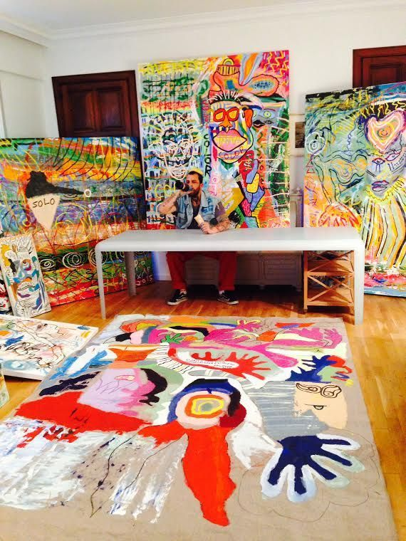 91c5007d04b36fe4d838e6da7c07357c jpg 570x760 pixels art studio spacesart spacesstudio artartist lifeartist studiospainting