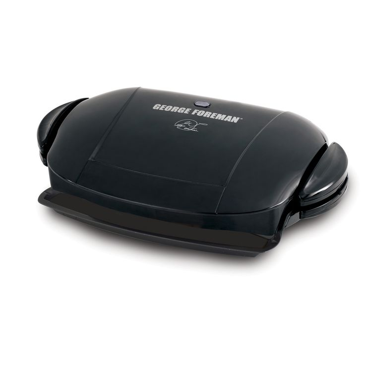 George Foreman Removable Plate Grill | Overstock.com