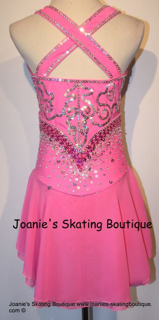 Joanie's Figure Skating Boutique of Newfoundland, Canada-Figure Skating Dresses, Custom Skating Dress, Skating Skirts, Skating Apparel. Dance. Baton. Leotard. http://www.joanies-skatingboutique.com
