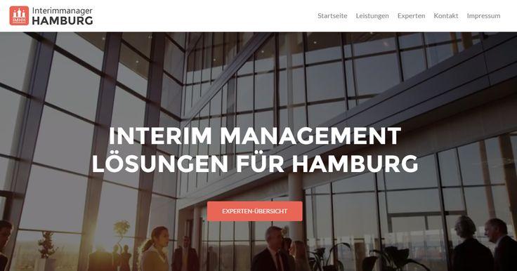 Interim Manager Hamburg bieten Management auf Zeit Lösungen für Hamburger Unternehmen: Vakanzüberbrückung, Projektmanagement, Restrukturierung und Digitalisierung.