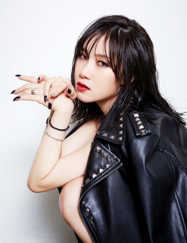 Yezi (Lee Ye Ji) is a South Korean singer. She is also a member of South Korean girl group FIESTA.