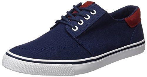 Oferta: 29.99€ Dto: -25%. Comprar Ofertas de Springfield Bamba Náutico Canvas, Zapatos de Cordones Brogue para Hombre, Azul (Marine Blue), 40 EU barato. ¡Mira las ofertas!