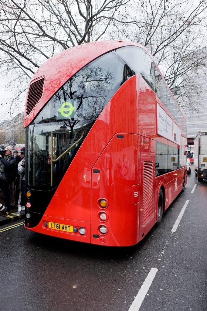 Thomas Heatherwick Routemaster Bus