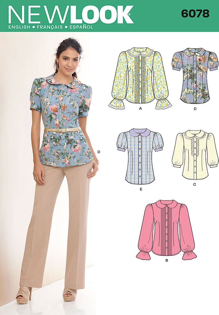 690 best Sewing Patterns images on Pinterest | Sewing patterns ...