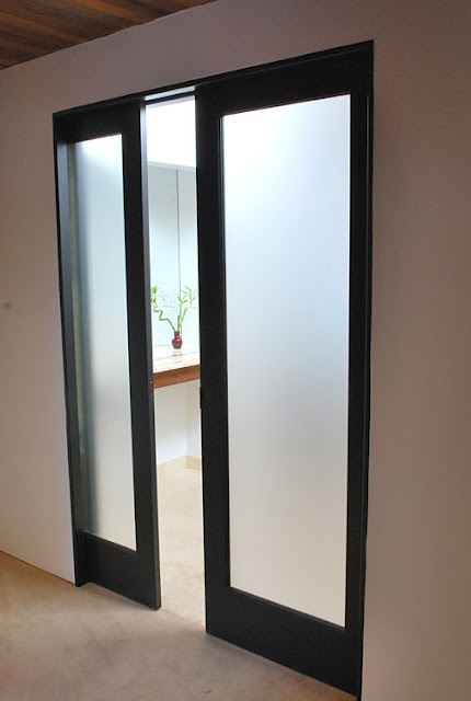 38 best images about doors on pinterest pocket doors for Modern glass pocket doors