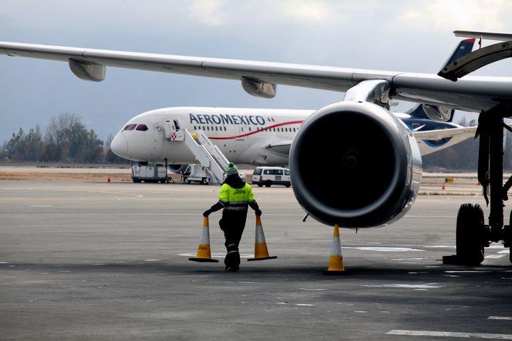Nuevo Padahuel started operating Santiago de Chile airport in October 2015